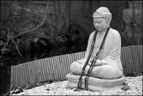 buddha_bw1