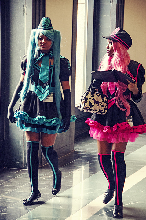 Anime Boston — a Mother Daughter Adventure | Photobella's ...